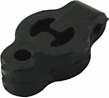MITSUBISHI SHOGUN PININ MID SECTION EXHAUST RUBBER MOUNTING HANGER SUPPORT EMR004